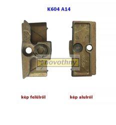 Roto Centro PANORAMA záródarab, K608 A31  (229014) vagy K604 A14 (228800)