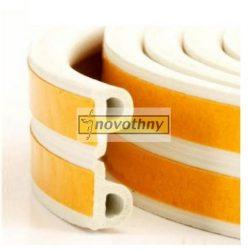 Isofix-EPDM-tomites-P-profil-feher-6m-es-csomagban
