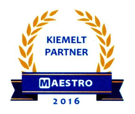 maestro kiemelt partner