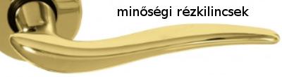 kyra rézkilincs